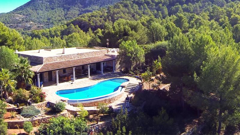 Private Villas in IBIZA